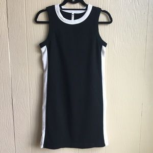 Fabletics Sleeveless Sweatshirt Dress